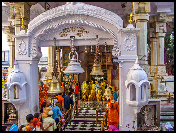 Mata-Brajeshwari-Temple