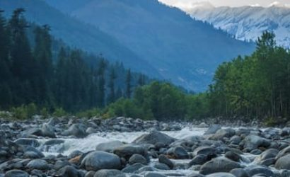 Chandigarh to Manali One way Cab Services