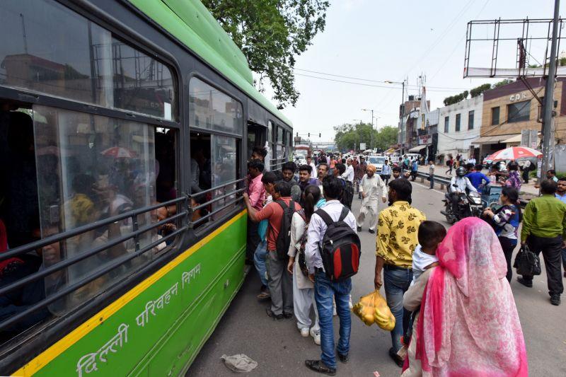 Public Transport is involving huge risk of traveling in coronavirus outbreak