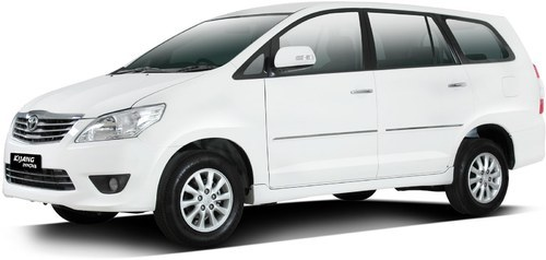 Hire AC SUV, Innova for one way taxi from Chandigarh with IXC Travels for 5-7 passengers