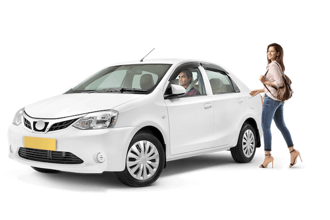 Hire AC Sedan for one way taxi from Chandigarh with IXC Travels for 3-4 passengers